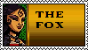 Code Name STEAM - The Fox Stamp by RosalinasSoulmate