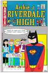 Batman at Riverdale High