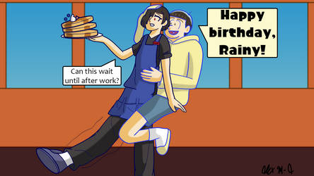 IHOP-py Birthday