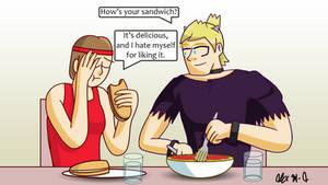 Superb Sandwich