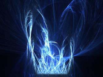 spectral flame by BERTnAni