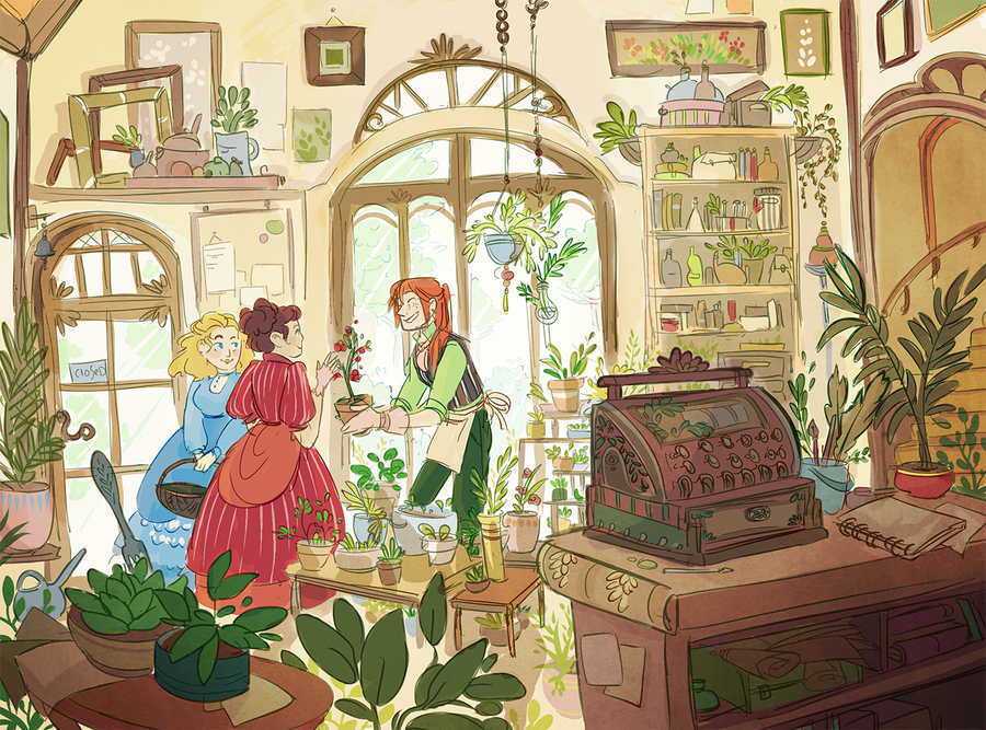 La Boutique De Plantes - Colo by Aadorah