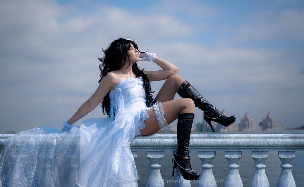 Transient Princess - Rinoa by Monty Oum by Ursarus