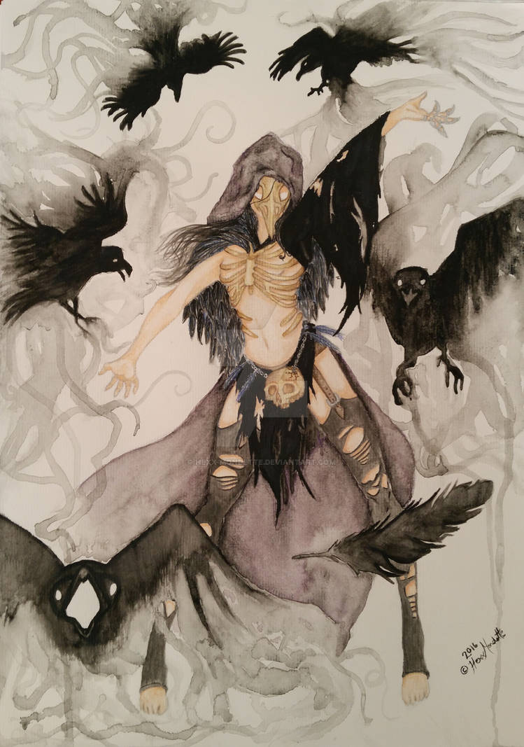 The Raven Mother