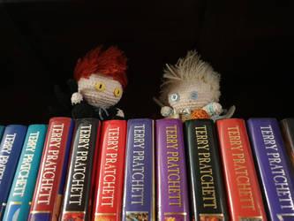 Bookcase Buddies