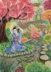 Geisha Getaway