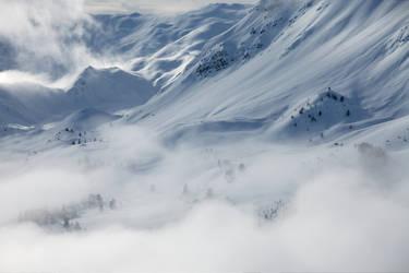 Winter Slopes by Desintegrator