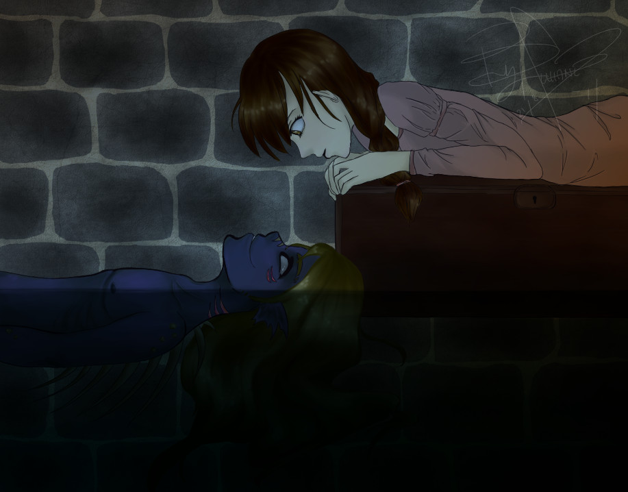 Kaernk and Hazel by TamamaDesu
