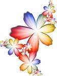 Rainbowy flowers- Learning Parameters