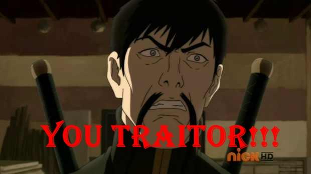 Avatar Legand of Korra Meme by Liam-mitaxa