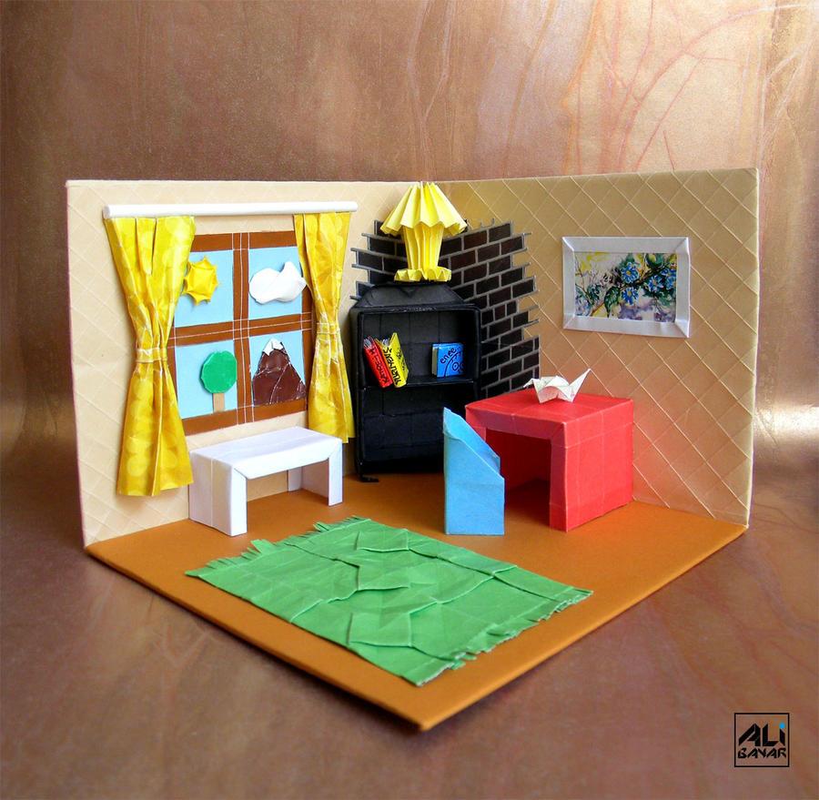 Origami House By Superhoca