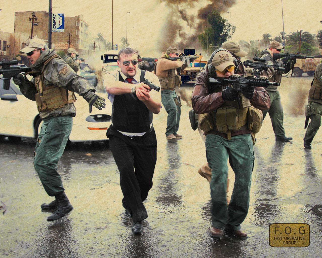 FBI agent in action wallpaper design by grafnullReal Fbi Agent