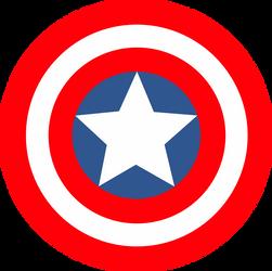 Captain America's Shield by EnzoToshiba