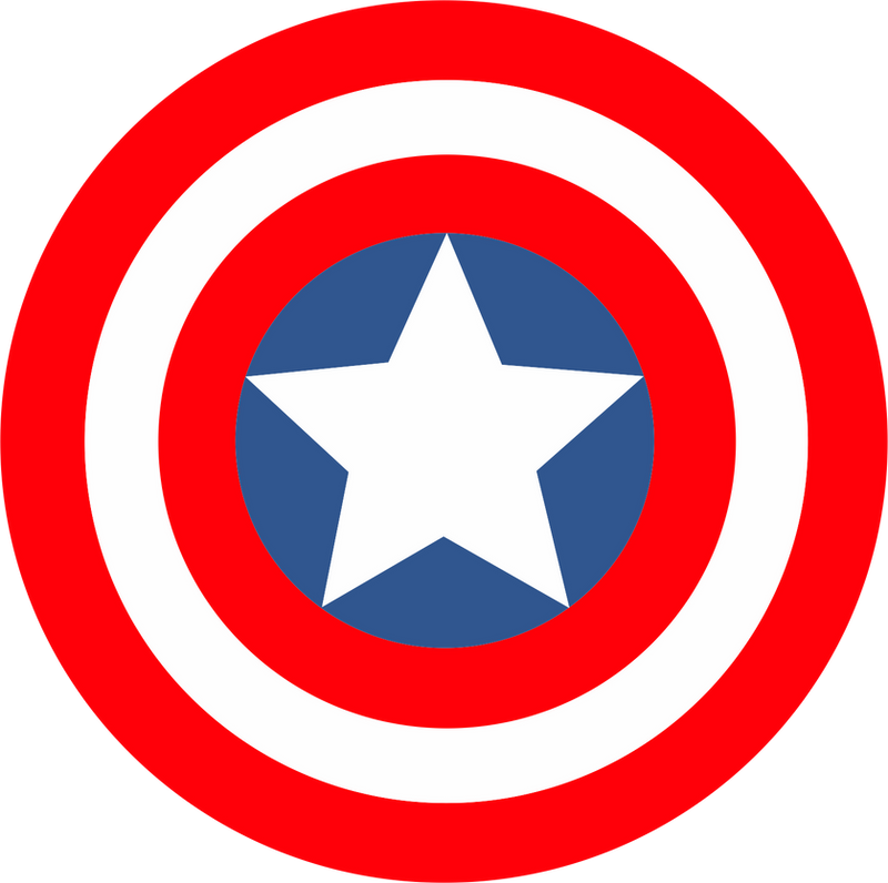 Captain America's Shield by EnzoToshiba on DeviantArt