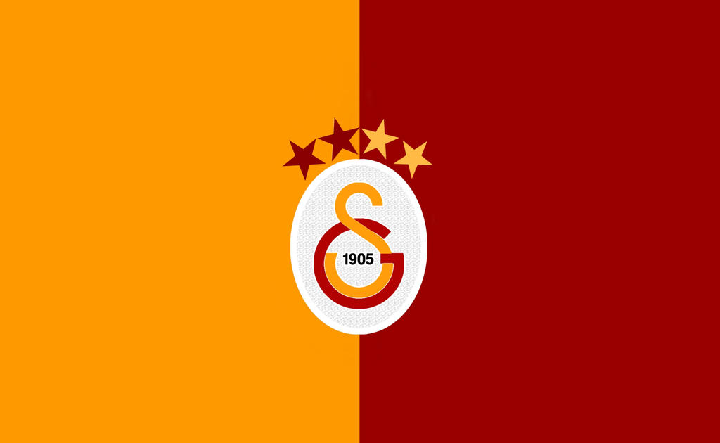 Sari Kirmizi Sampiyon Cimbom Galatasaray Wallpaper By