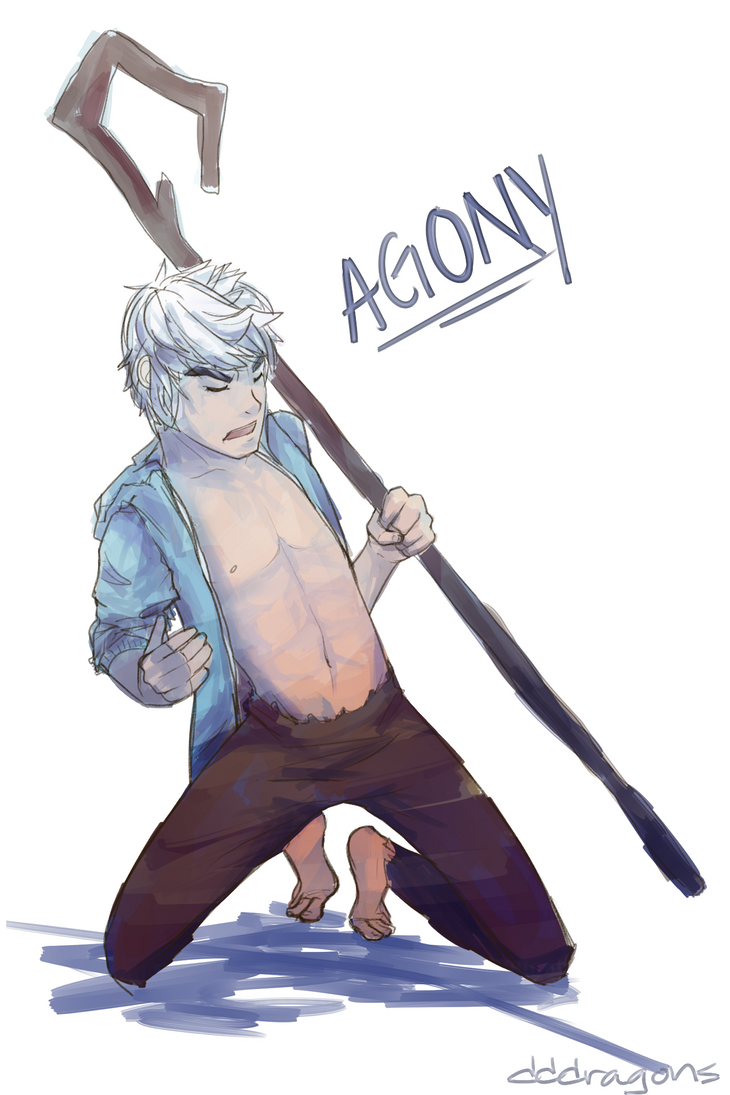 agony by Lexaii