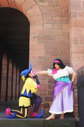 Ma belle Esmeralda.....