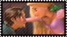 Tangled Stamp II by 1Foxylady