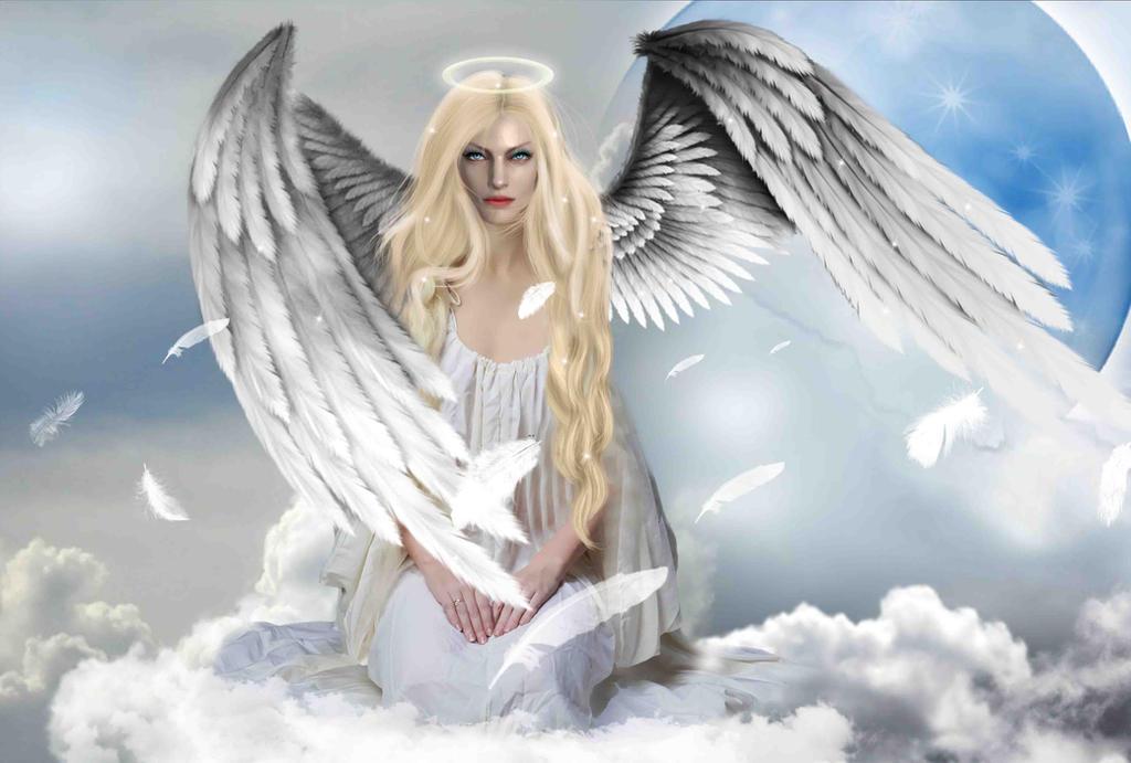 Angel Trish^^ by aria-dmc-croft