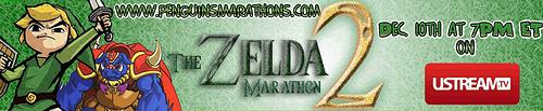 Zelda Marathon 2 by Synchronise