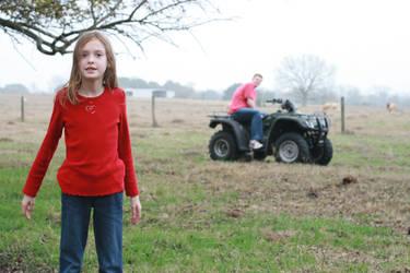 on the farm by smackmeister