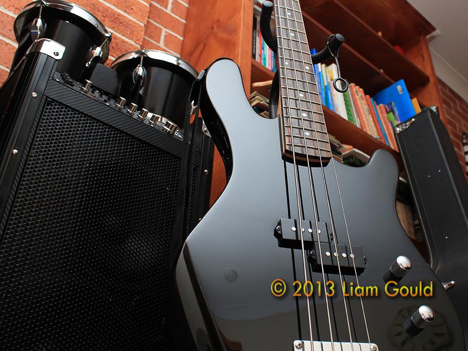 That Bass...