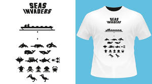 Seas Invaders - Lvl 1 by vincemuss