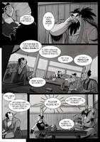Akai : Izakaya Pg 5 by Tadsart