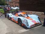 Shelsley Walsh Hill Climb - Le Mans Aston No.2