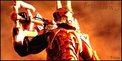 Keyblade War by ToxicLimit90