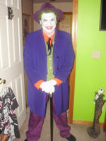 Joker Cosplay- Free Comic Book Day 2012 by JackSkelling10