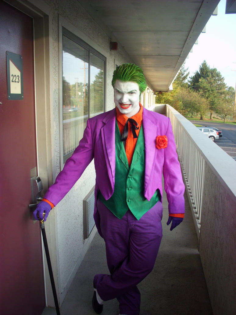 Improved Joker Costume Wizard Mid Ohio 2012 by JackSkelling10 ...  sc 1 st  JackSkelling10 - DeviantArt & Improved Joker Costume Wizard Mid Ohio 2012 by JackSkelling10 on ...