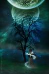 A sorceress by FenneArts