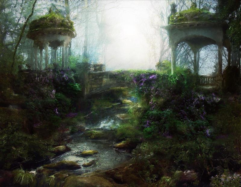 Mystic by feainne