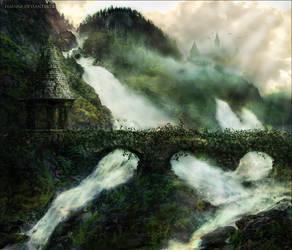 Dreamer's hideaway by FenneArts