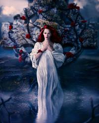 Celtic Goddess: Boann