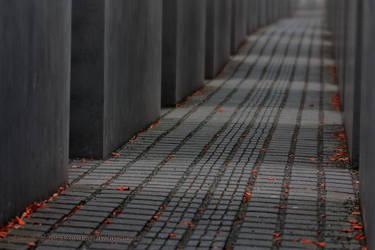 Holocaust Memorial Berlin by PassionAndTheCamera