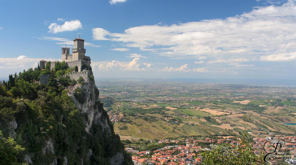Monte Titano by PassionAndTheCamera