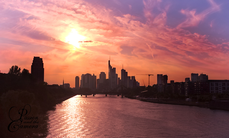 Frankfurt am Main by PassionAndTheCamera