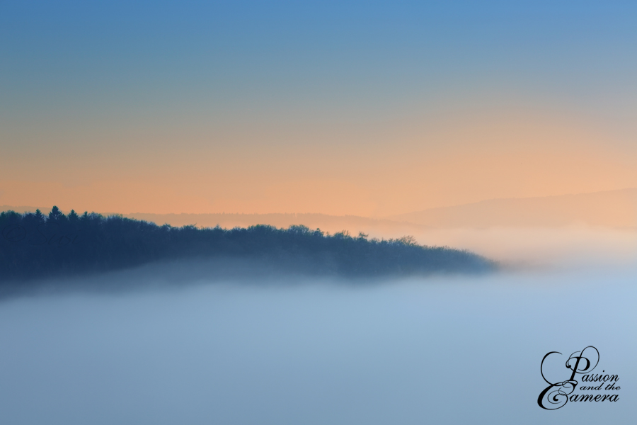 An Ocean of Fog by PassionAndTheCamera