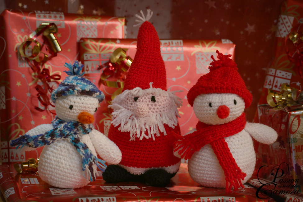 A Very Crochet Christmas by PassionAndTheCamera