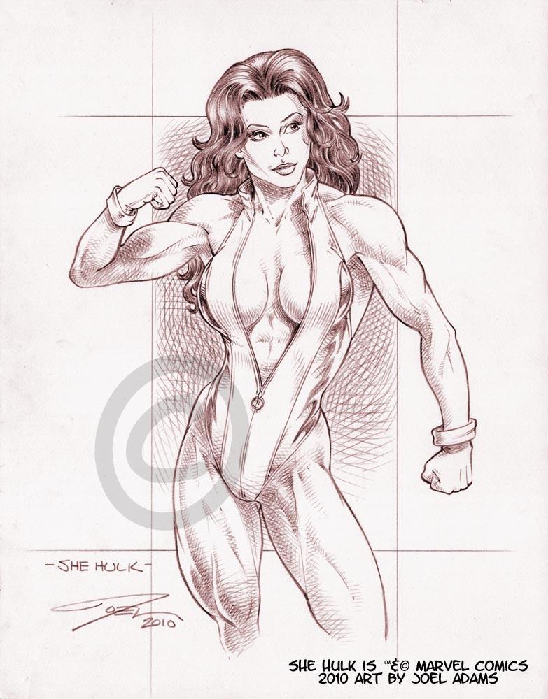 02-02-2010 She Hulk