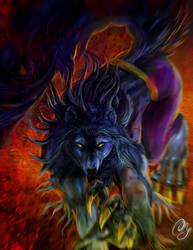 Jon Talbain - Gallon by angelmarthy