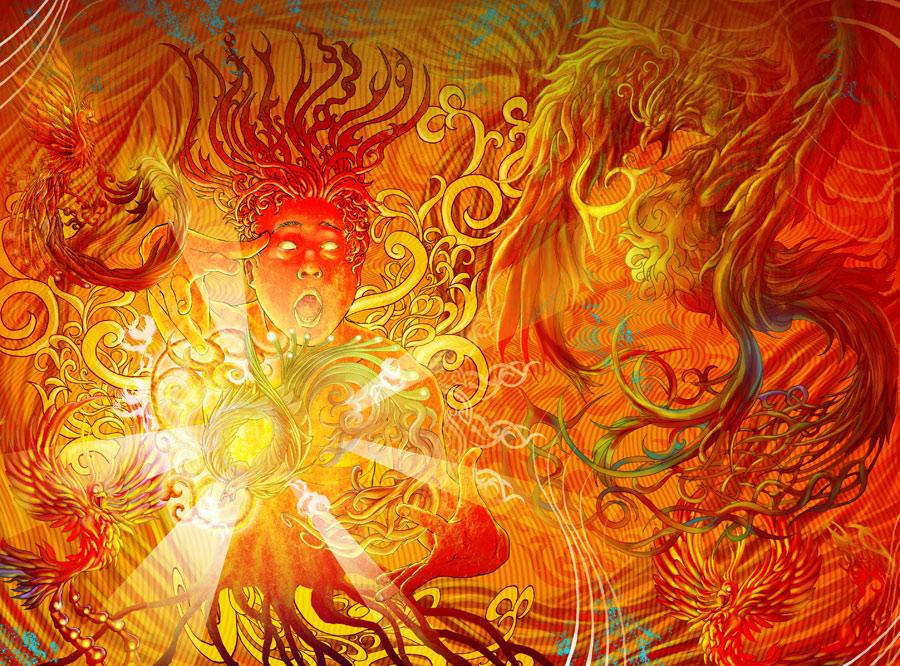 A New Beginning by angelmarthy