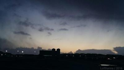 Night by Lofthanna