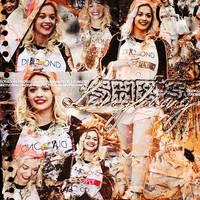 +She's