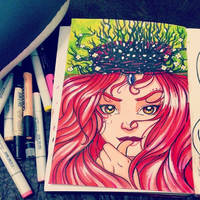Instagram #1 Gaia by takytoh