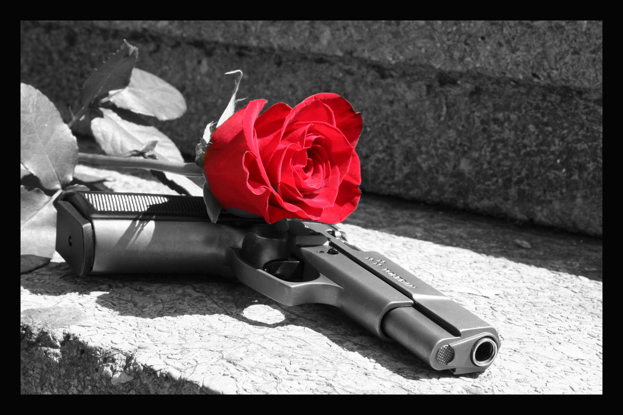Guns and roses by alonest on deviantart - Wallpaper guns and roses ...