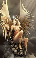 Angelus by xiwik