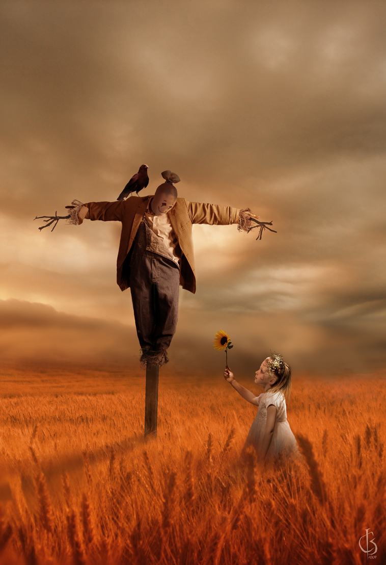 Scarecrow by xiwik